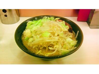 ゴル麺 1号店(横浜西口店) No.1 GOLDEN RAMEN