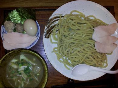 つけ麺専門 麺処 蒼生