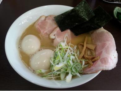 らぁ麺 一歩