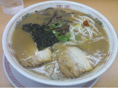 ラーメン専門店 拉麺男 ラーメンマン